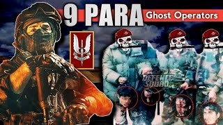 Indian Army 9 PARA SF - The Ghost Operators | Why 9 PARA Is So Secretive?