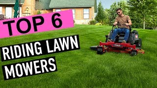 BEST RIDING LAWN MOWER! (2020)