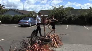 preview picture of video 'Convenient Corporate Motel Accommodation Gisborne NZ - Bella Vista Gisborne'