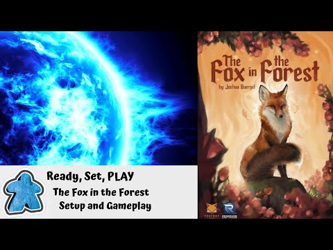 Ready, Set, PLAY - The Fox in the Forest Setup and Gameplay