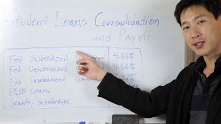 Student Loan Consolidation and Payoff | BeatTheBush