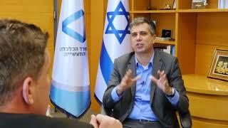 ניר דובדבני מראיין את מר אלי כהן שר הכלכלה