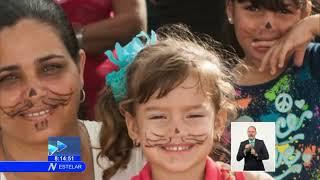 Cuba celebra Día Internacional de la Infancia