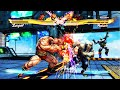 Ultra Street Fighter Iv Gameplay pc Hd