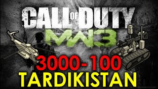 preview picture of video 'Call of Duty: Modern Warfare 3 - Tardikistan (Team HF/S7E19)'