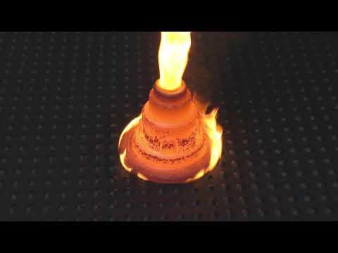 Brandverhalten der ERGOLASTEC Arbeitsplatzmatten