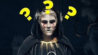 Assassin's Creed Odyssey - Who is the Ghost of Kosmos? (Spoilers!)