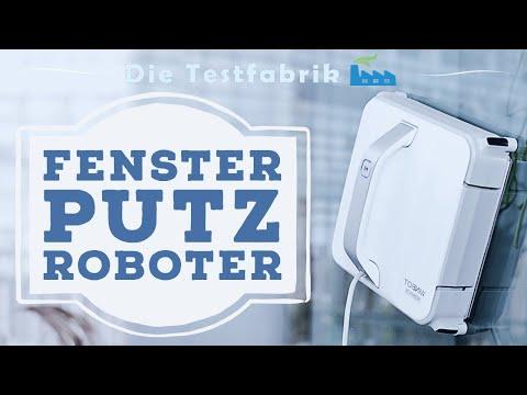🏠 Fensterputzroboter Test (2019) – 🏆 Die besten automatischen Fensterreiniger