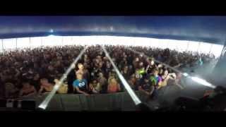 Drokz & Akira Live at Dominator festival 2015 - Riders of Retaliation