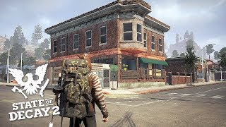 EXPLORING THE BIGGEST CITY! State of Decay 2
