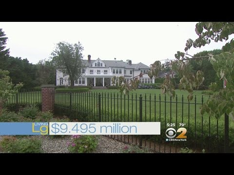 Living Large: A Mansion At The Shore