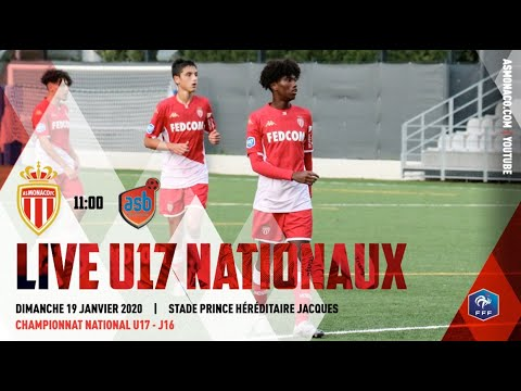 U17 : AS Monaco - Béziers