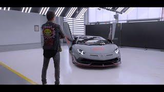 [오피셜] Inspiration comes easily, with Jorge Lorenzo and Aventador SVJ 63 Roadster