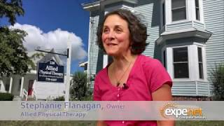 Allied Physical Therapy Testimonial