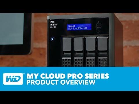WD My Cloud Pro PR4100 (4 x 4TB, WD Red, 4GB)