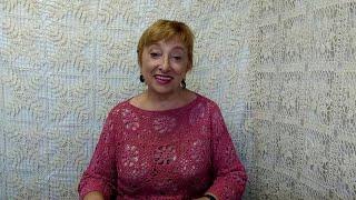 Вязание крючком для детей от О.С. Литвиной. МК Чепчик для малышей.