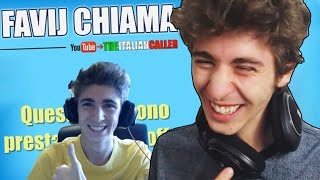 FAVIJ Reagisce: FAVIJ Chiama (Scherzo Telefonico)