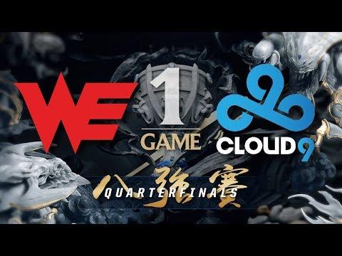 we c9 game1