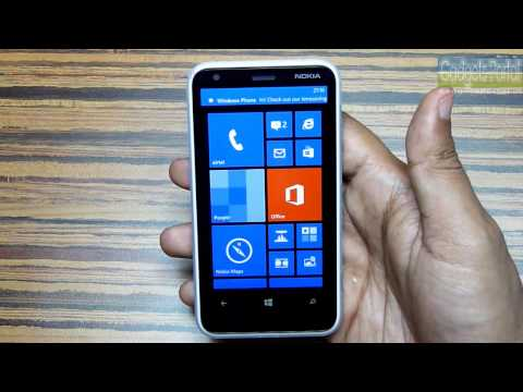 Nokia LUMIA 620 Unboxing and Hands on REVIEW by Gadgets Portal