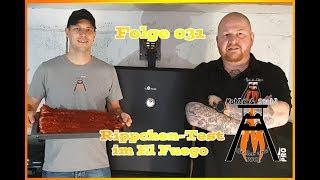 Rippchen-Test im El Fuego Portland XXL - K&S #Folge - 031