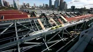 Margaret Court Arena redevelopment by Populous sports architects