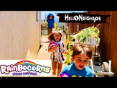 Download Funny Hello Neighbor Game In A Strangers House In Real Life