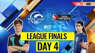 [HINDI] PMWL WEST - League Finals Day 4   PUBG MOBILE World League Season Zero (2020)