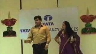 TCS Diwali 2007 - Dance on 'Main to raste se ja raha tha'