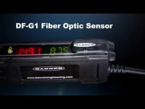 Détecteur à fibre optique DF-G1