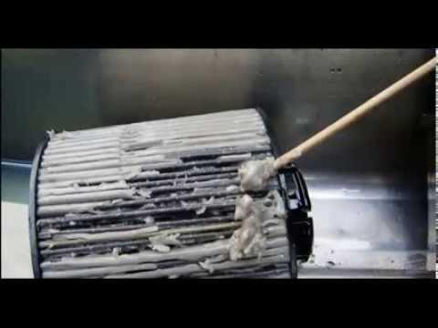 Топливный фильтр дизеля зимой