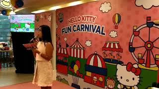 #jollibee Hello Kitty Theme Party Media Launch