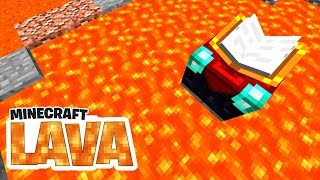 Level 30 Verzauberungstisch | Skelettfarm | Rundtour | Prank an JO! - Minecraft LAVA #03
