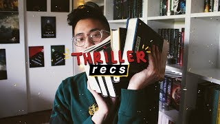 THRILLER BOOKS WITH THE BEST PLOT TWISTS