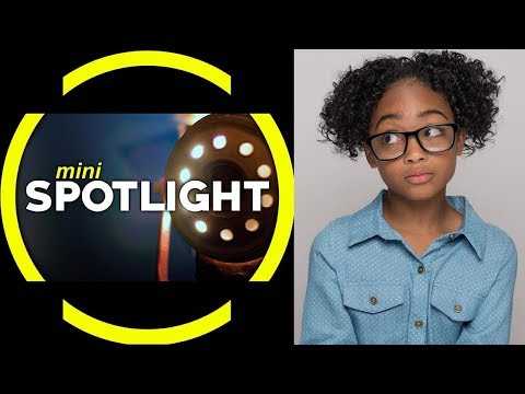 Afterbuzz TV Interview with student Sanai Victoria