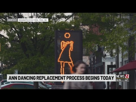 Ann Dancing to be replaced, new structure to be installed at later date