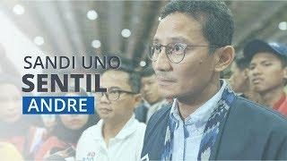 Sandiaga Uno Angkat Bicara soal Keterlibatan Andre Rosiade pada Penggerebekan PSK di Padang