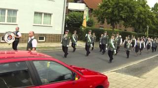 preview picture of video 'Schützen Ausmarsch Lehrte 2014'