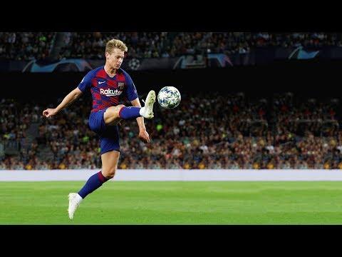 Frenkie de Jong – When Football Becomes Art