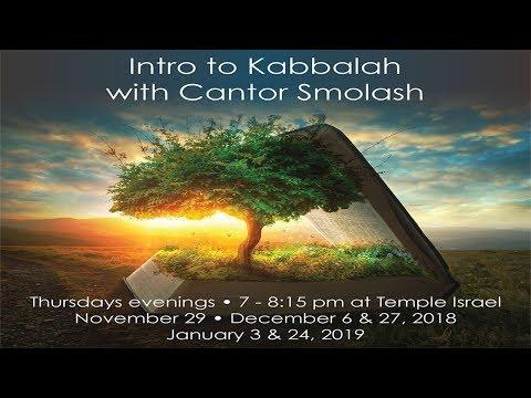 Intro to Kabbalah Episode 1