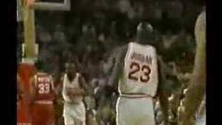 Scottie Pippen Charity Game footage 1994 (1/...)