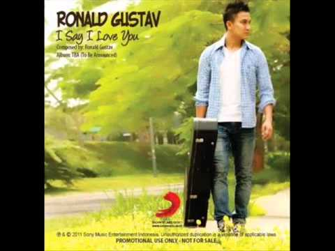 Ronald Gustav - I Say I Love You Ost. Saranghae, I Love You