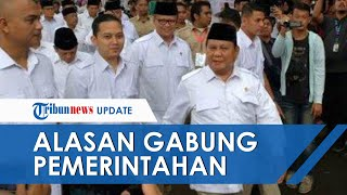 Ungkap Alasan Gabung ke Pemerintahan Jokowi, Prabowo Subianto: Penuhi Janji saat Pilpres 2019