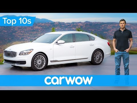 External Review Video zLdAX89uzdY for Kia K9 / K900 Sedan (2nd gen)