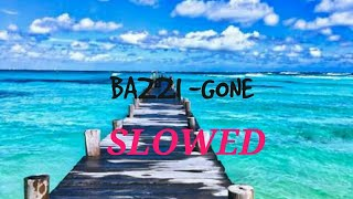 Bazzi-Gone slowed version