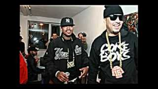 French Montana  ft chinx drugz - Pour it up  [remix]
