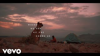 BANNERS - No One Knows Us (Acoustic / Lyric Video) ft. Carly Paige