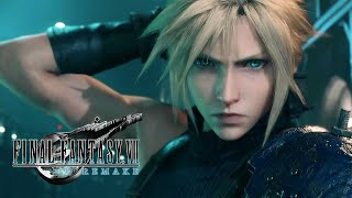 Final Fantasy 7 Remake - Official Cloud Strife Trailer | The Game Awards 2019