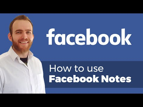 How to use Facebook Notes to reach more people (and grow your Facebook Page)