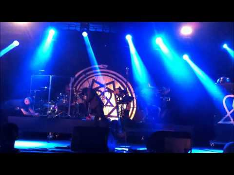 HIM-Wings of a butterfly Live@Download 2013