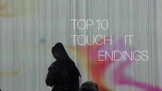 TOP 10 BEST TOUCH IT ENDINGS | Ariana Grande Dangerous Woman Tour